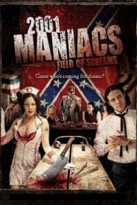 Caratula, cartel, poster o portada de 2001 Maniacs: Field of Screams