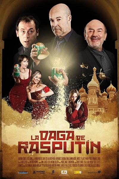 Caratula, cartel, poster o portada de La daga de Rasputín