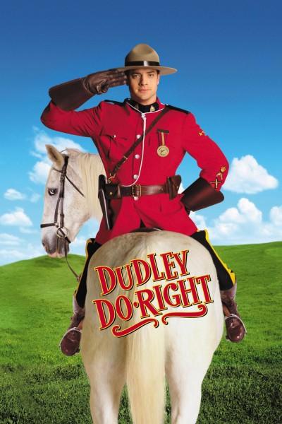 Caratula, cartel, poster o portada de Dudley de la montaña