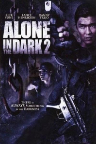 Caratula, cartel, poster o portada de Alone in the Dark II: El regreso de las sombras
