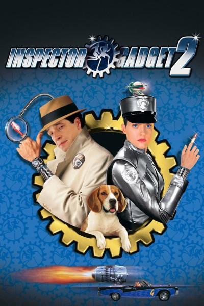 Caratula, cartel, poster o portada de Inspector Gadget 2
