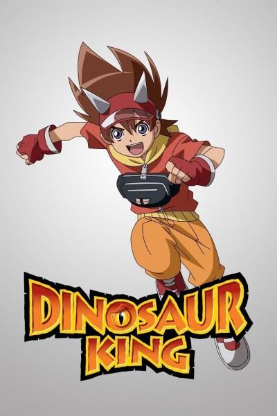 Caratula, cartel, poster o portada de Dinosaur King (Dino Rey)