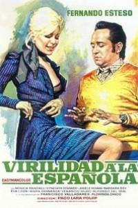 Caratula, cartel, poster o portada de Virilidad a la española