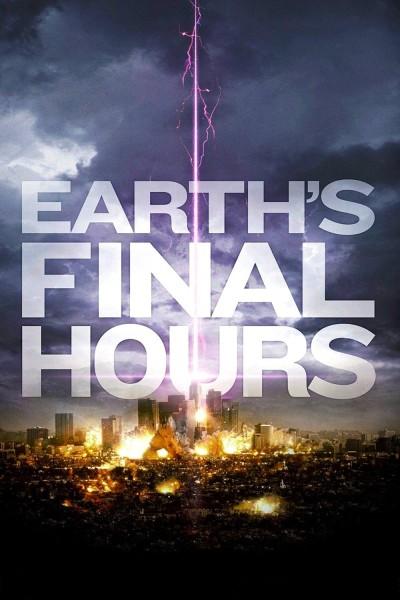 Caratula, cartel, poster o portada de Las últimas horas de la Tierra