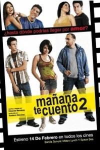 Caratula, cartel, poster o portada de Mañana te cuento 2