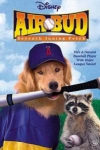 Caratula, cartel, poster o portada de Air Bud 4: El bateador de oro