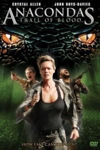 Caratula, cartel, poster o portada de Anaconda 4: Rastro de sangre