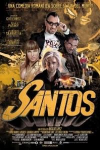 Caratula, cartel, poster o portada de Santos