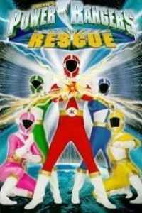 Caratula, cartel, poster o portada de Power Rangers a la velocidad de la luz