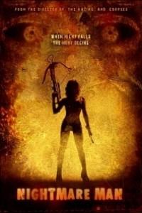 Caratula, cartel, poster o portada de La mirada del diablo (Nightmare Man)