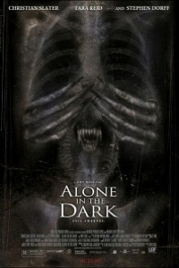 Caratula, cartel, poster o portada de Alone in the Dark