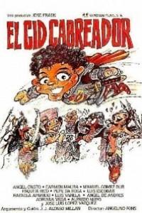 Caratula, cartel, poster o portada de El Cid cabreador