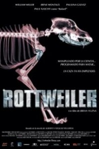Caratula, cartel, poster o portada de Rottweiler