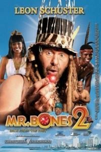 Caratula, cartel, poster o portada de Mr Bones 2: Hechicero del pasado