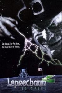 Caratula, cartel, poster o portada de Leprechaun 4: En el espacio