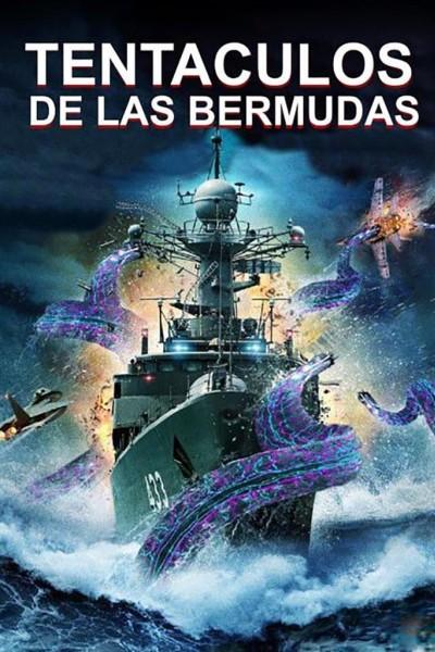 Caratula, cartel, poster o portada de Tentáculos de las Bermudas