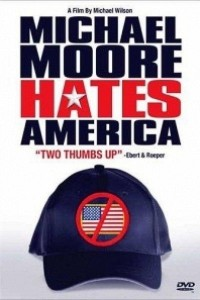 Caratula, cartel, poster o portada de Michael Moore Hates America