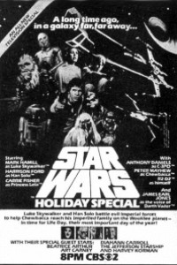 Caratula, cartel, poster o portada de El especial navideño de la Guerra de las Galaxias (The Star Wars Holiday Special)