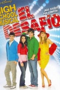 Caratula, cartel, poster o portada de High School Musical: El desafío