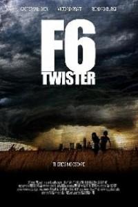 Caratula, cartel, poster o portada de Tornado fuerza 6