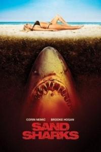 Caratula, cartel, poster o portada de Sand Sharks