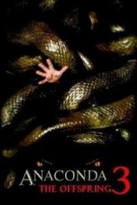 Caratula, cartel, poster o portada de Anaconda 3: La amenaza