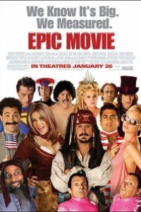 Caratula, cartel, poster o portada de Epic Movie