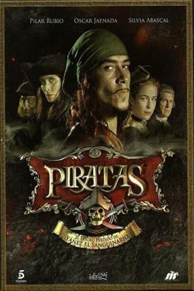 Caratula, cartel, poster o portada de Piratas
