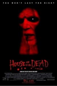 Caratula, cartel, poster o portada de House of the Dead
