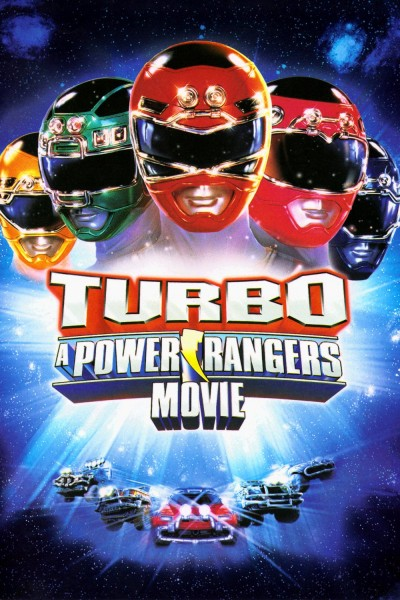 Caratula, cartel, poster o portada de Turbo Power Rangers