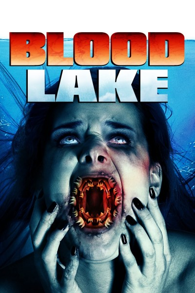 Caratula, cartel, poster o portada de Blood Lake: Attack of the Killer Lampreys