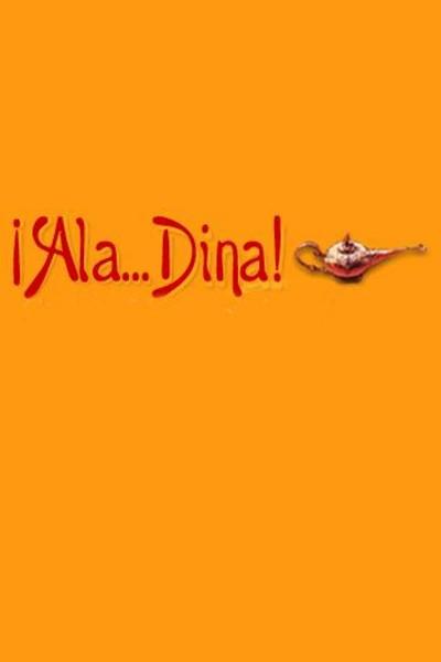 Caratula, cartel, poster o portada de ¡Ala... Dina! (Aladina)