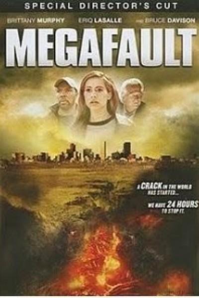 Caratula, cartel, poster o portada de Megafault
