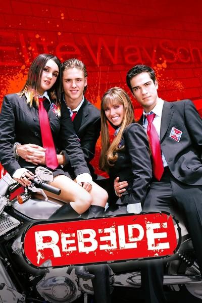 Caratula, cartel, poster o portada de Rebelde (RBD)