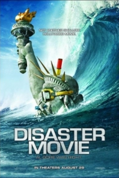 Caratula, cartel, poster o portada de Disaster Movie