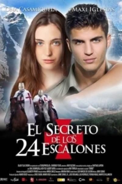 Caratula, cartel, poster o portada de El secreto de los 24 escalones