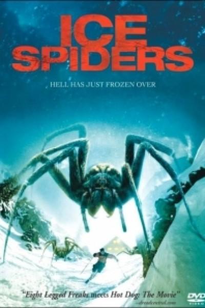 Caratula, cartel, poster o portada de Arañas devoradoras