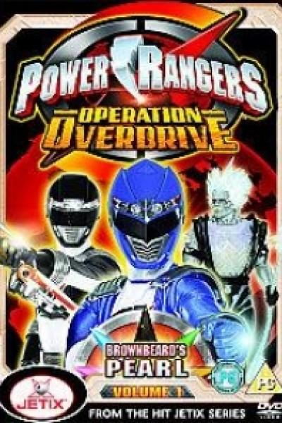 Caratula, cartel, poster o portada de Power Rangers: Operación sobrecarga