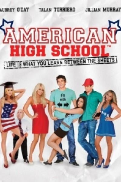 Caratula, cartel, poster o portada de American High School