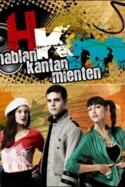 Caratula, cartel, poster o portada de HKM (Hablan, kantan, mienten)