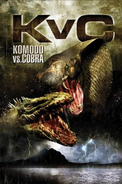 Caratula, cartel, poster o portada de Komodo contra Cobra