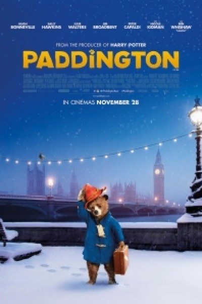 Caratula, cartel, poster o portada de Paddington