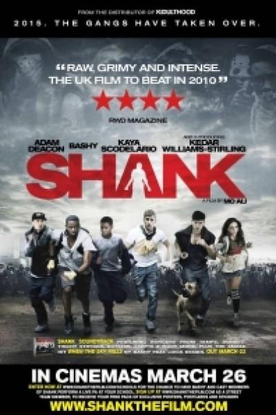 Caratula, cartel, poster o portada de Shank