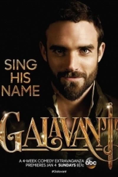 Caratula, cartel, poster o portada de Galavant