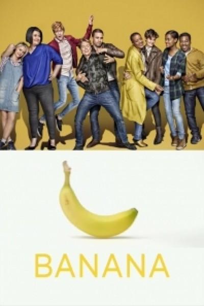 Caratula, cartel, poster o portada de Banana