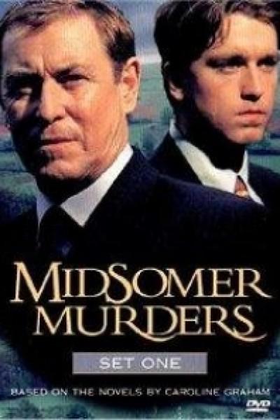 Caratula, cartel, poster o portada de Los asesinatos de Midsomer