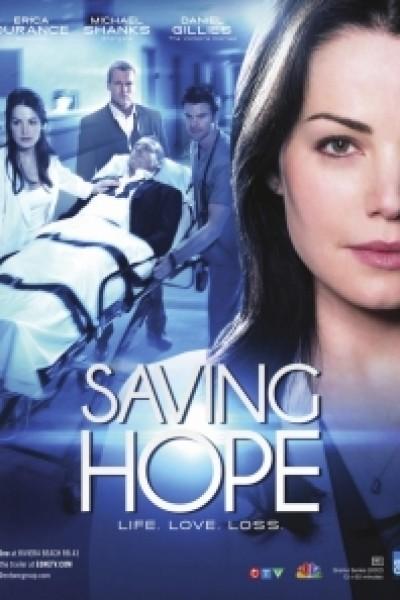 Caratula, cartel, poster o portada de Saving Hope
