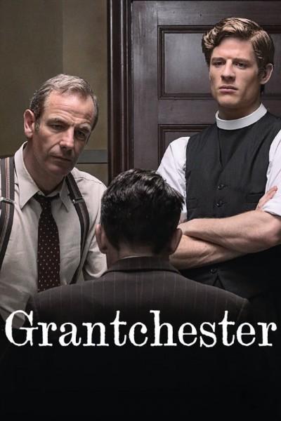 Caratula, cartel, poster o portada de Grantchester