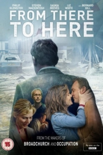 Caratula, cartel, poster o portada de From There To Here