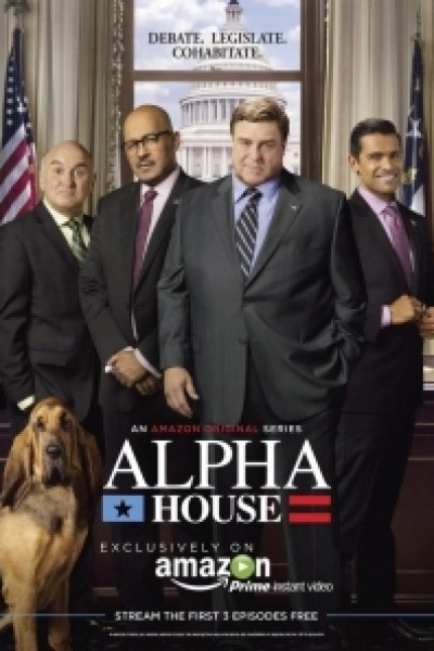 Caratula, cartel, poster o portada de Alpha House